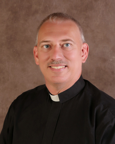 Rev. Keith R. GeRue